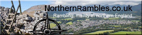 Rambling - Mainly in Northern England