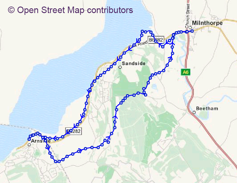 Silverdale to Arnside (Rambling - Mainly in Northern England Book 18)